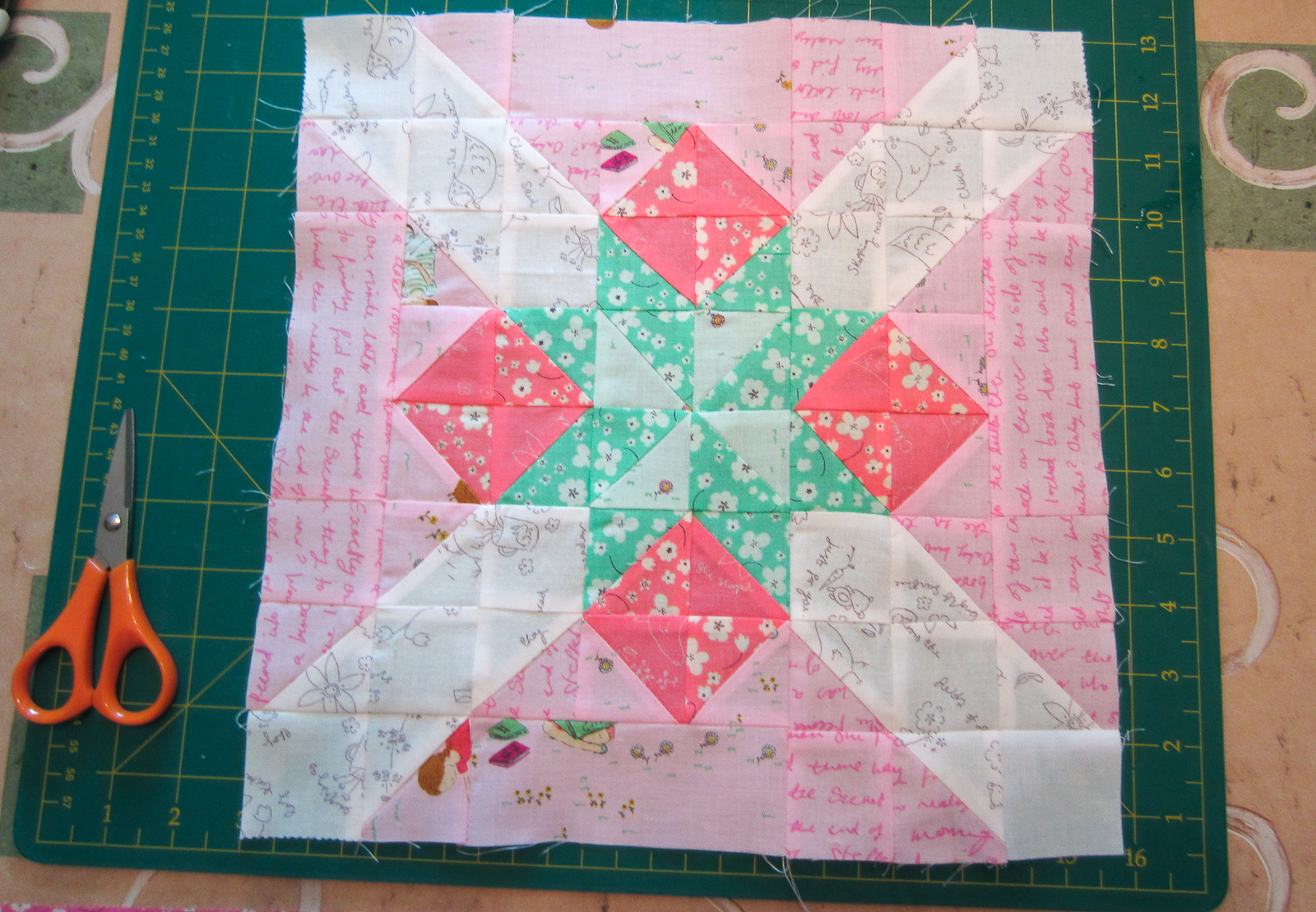 Quilt Guild Swap Ideas : Charly & Ben s Crafty Corner: Where do quilt ideas come from?