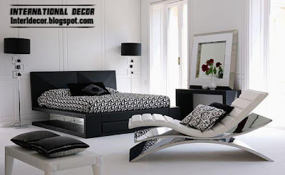 black and white bedroom decorations 2013 black and white bedrooms designs, paint, furniture, accessories