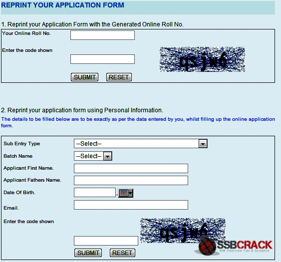 Your Indian Navy Application Form