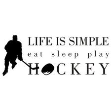 inspirational quotes about hockey quotesgram