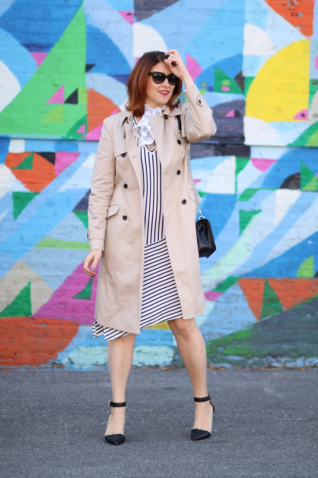 ann, taylor, classic, tan, trench, coat