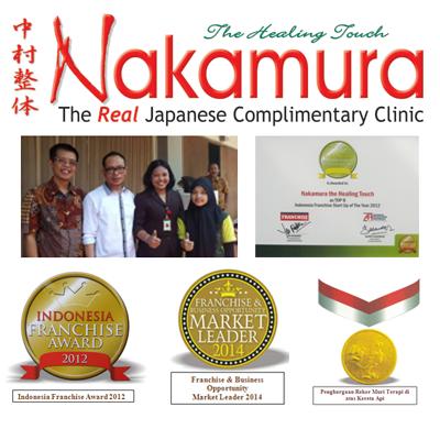 Lowongan Pekerjaan Terapis Kesehatan, Customer Service dan IT Programmer di Nakamura – Semarang, Salatiga, Magelang, Solo, Jogja dll