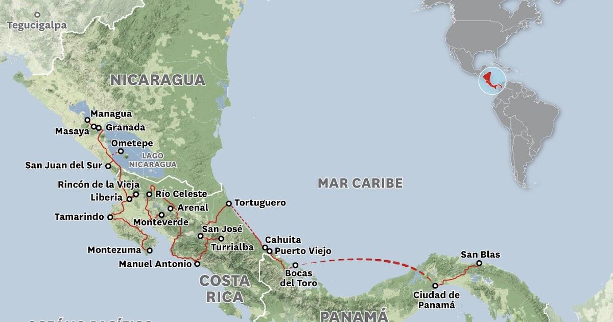Hoja de Rutas - Blog de viajes: NICARAGUA, COSTA RICA y