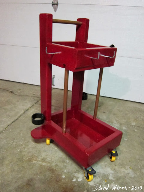 shop cart, welder cart, garage