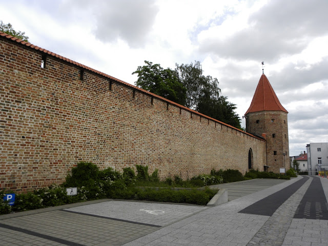 City Walls Rostock