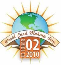 World Card Making Day 2010 Winner!