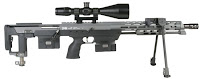 AMP Technical Services DSR-1 sniper rifle