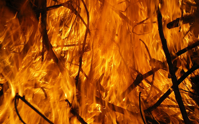 SEENWALL: Beautiful Fire Wallpapers Gallery