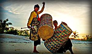 kesenian lombok