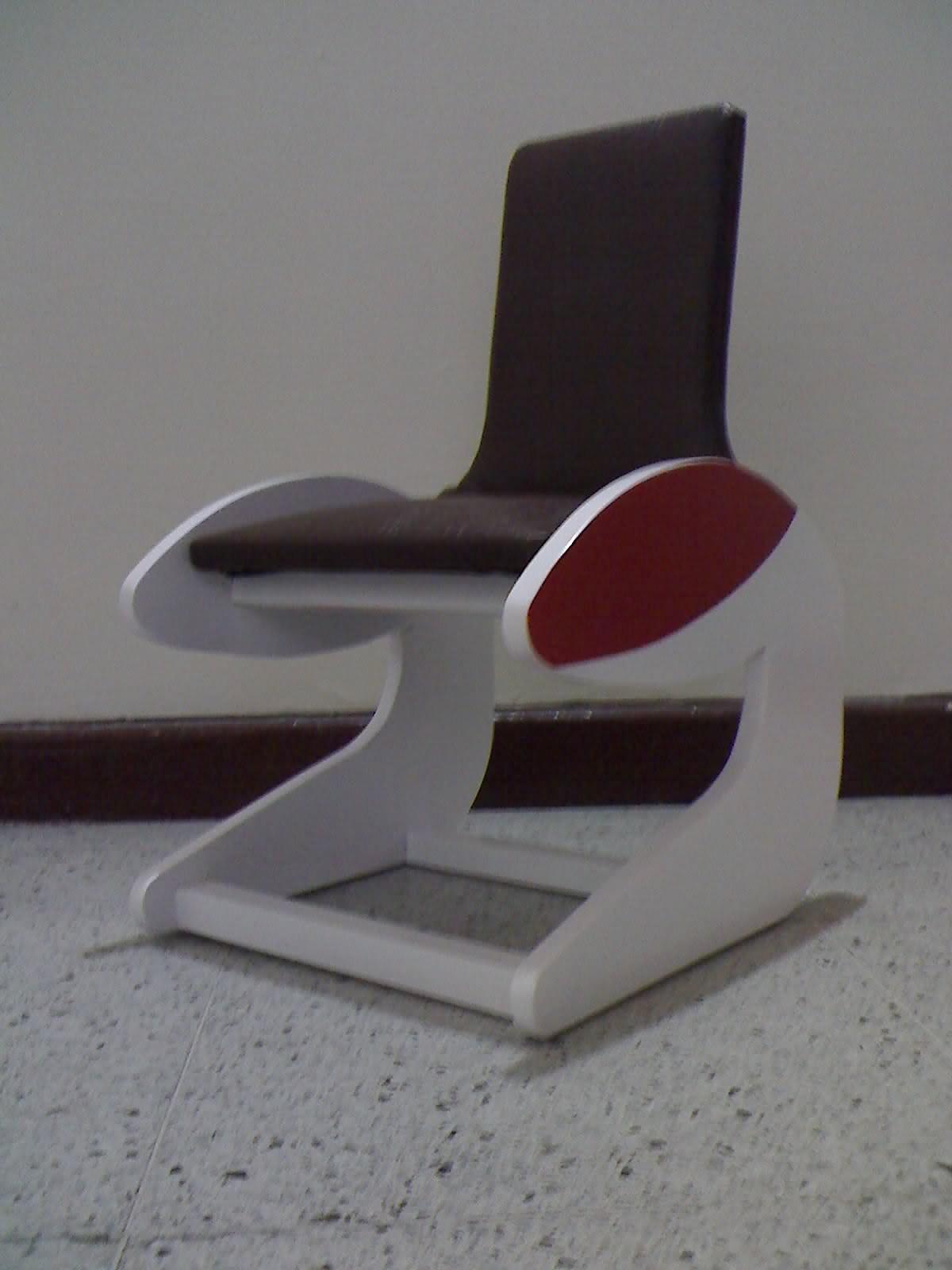 Dise o industrial prototipo silla for Sillas famosas diseno industrial