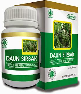 Herbal Daun Sirsak