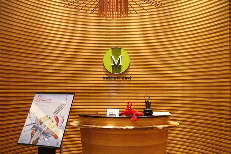 Marriott Hotel Manila Marriott Café's Ocean's Harvest Buffet