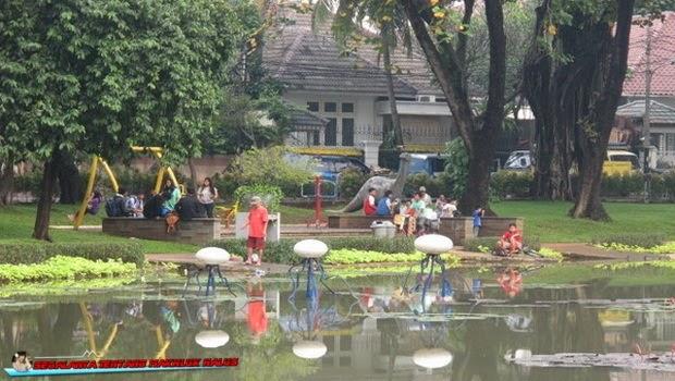Seputar Kisah Misteri di Taman Situ Lembang Jakarta Pusat Seputar Kisah Misteri di Taman Situ Lembang Jakarta Pusat