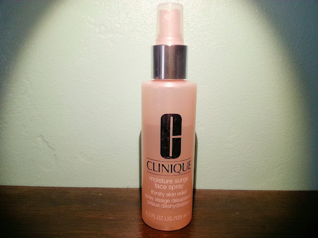 Review | Clinique Moisture Surge Face Spray