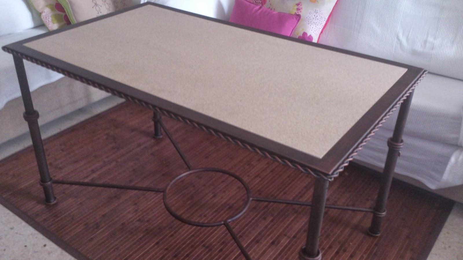 Precio cristal mesa camilla great mesa camilla redonda dm with precio cristal mesa camilla - Tablero dm leroy ...