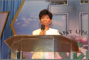 Enjoying Marital Bliss ~ Pastor Faith Oyedepo