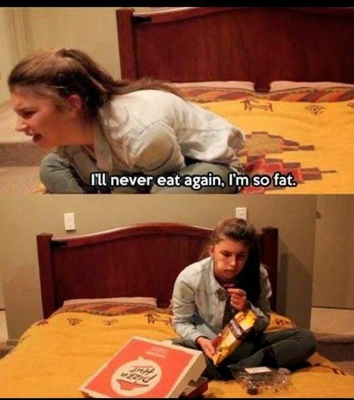 Saya nak kurus