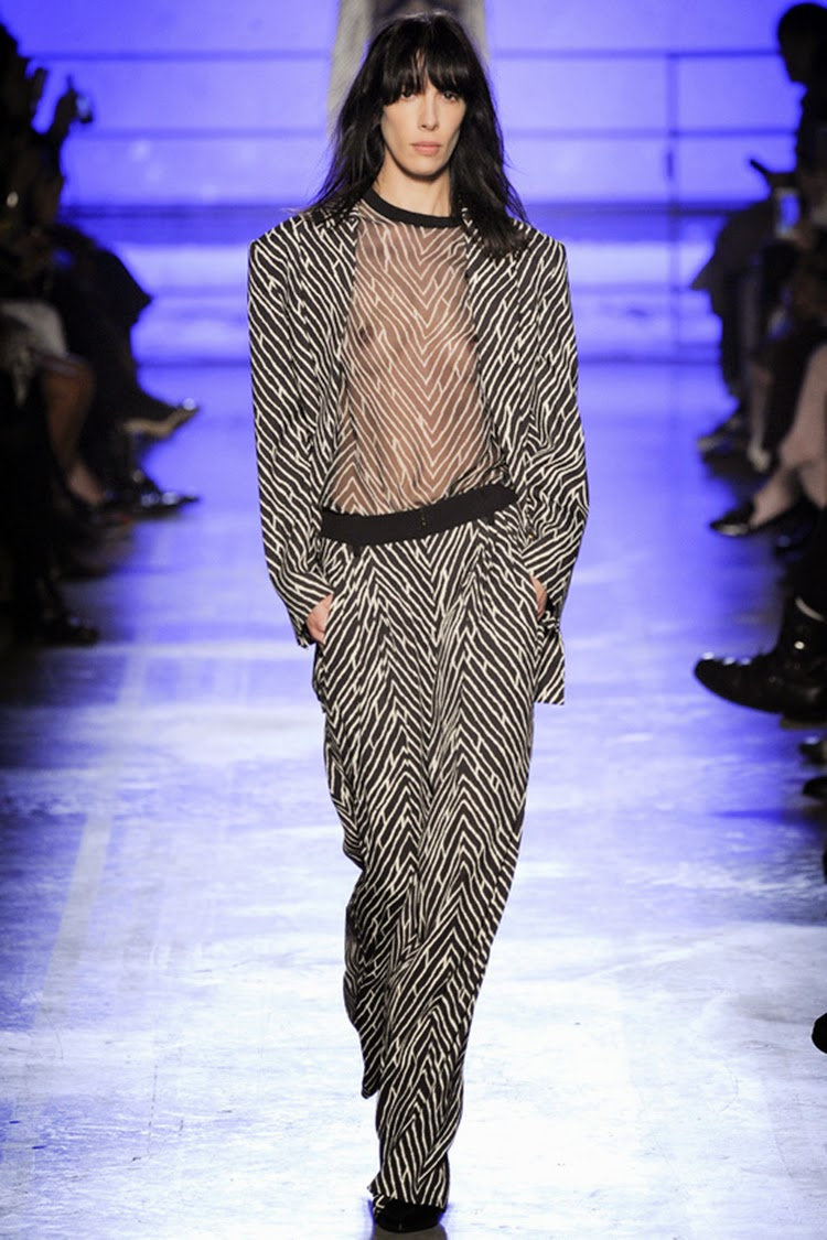 Emanuel Ungaro Fall and Winter 2014-2015 Runway Show Part 1