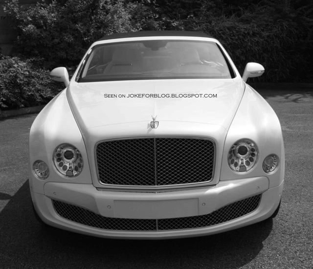 Bentley Mulsanne: JOKEFORBLOG: BENTLEY MULSANNE CONVERTIBLE (LEAKED