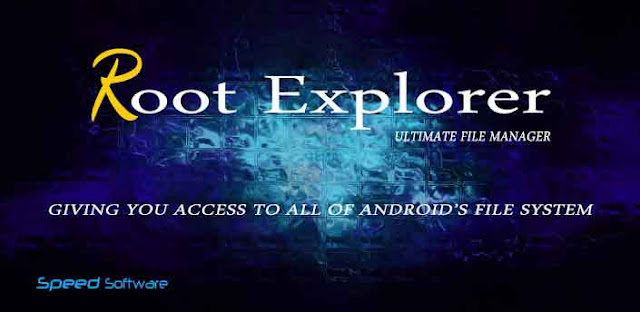 Root Explorer (File Manager) 3.1.5 apk