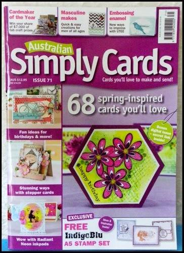 Australian Simply Cards #71