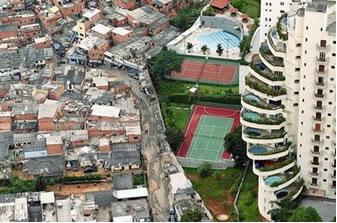 As desigualdades socieconômicas