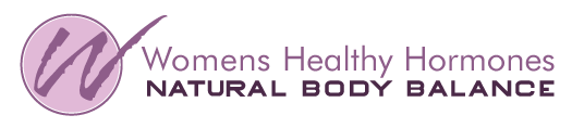womens healthy hormones logo