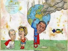 Dibujo de Enrique Echagoya