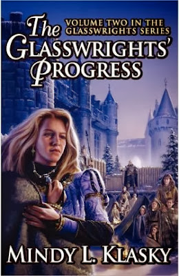 The Glasswrights' Progress (Book 2 of 5) by Mindy L. Klasky