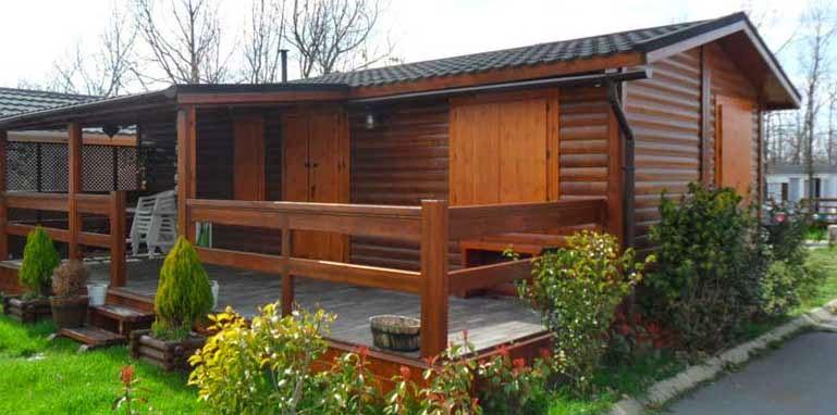 rumah kayu sederhana cantik