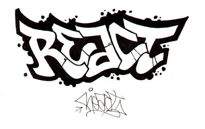 3-Graffiti Art Alphabet Bubble Letters 2011