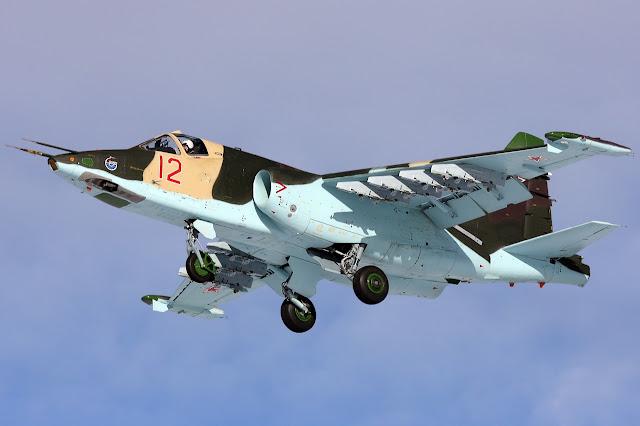 Su-25SM Frogfoot