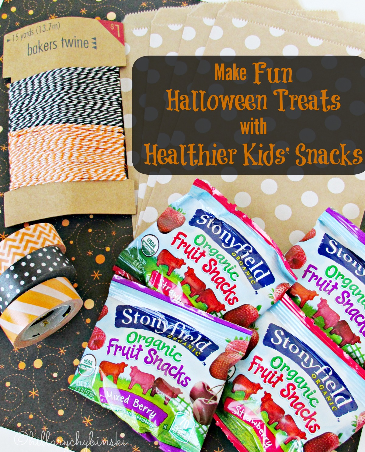 Hillary Chybinski: Make Fun Halloween Treats with Healthier Kids ...