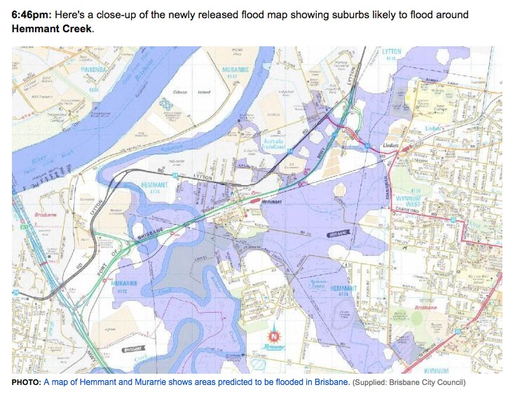 Wwwilovepropertynet Flood History Maps - Flood check map
