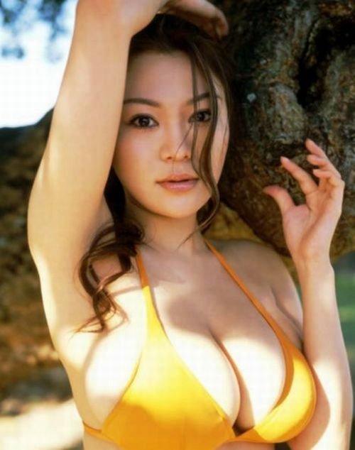 Dada Para Gadis Jepang Yang Bikin Dek Dekan Ada Yang Asik
