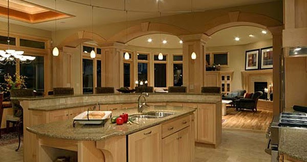 Fotos de muebles de cocina en madera for Ver fotos de muebles de cocina