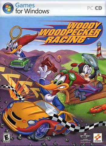 Download Woody Woodpecker Racing (PC)