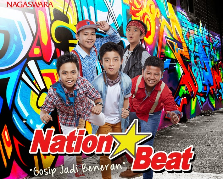 "Nation Beat ""Gosip Jadi Benaran"""