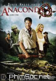 Rắn Khổng Lồ 3 Anaconda 3