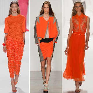 Fashion Orange Rush