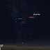 Mặt Trăng đến gần ngôi sao Antares - Trái tim của con bọ cạp Scorpius