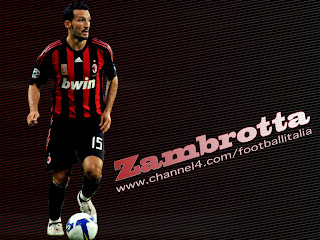 Gianluca Zambrotta AC Milan Wallpaper 2011 1