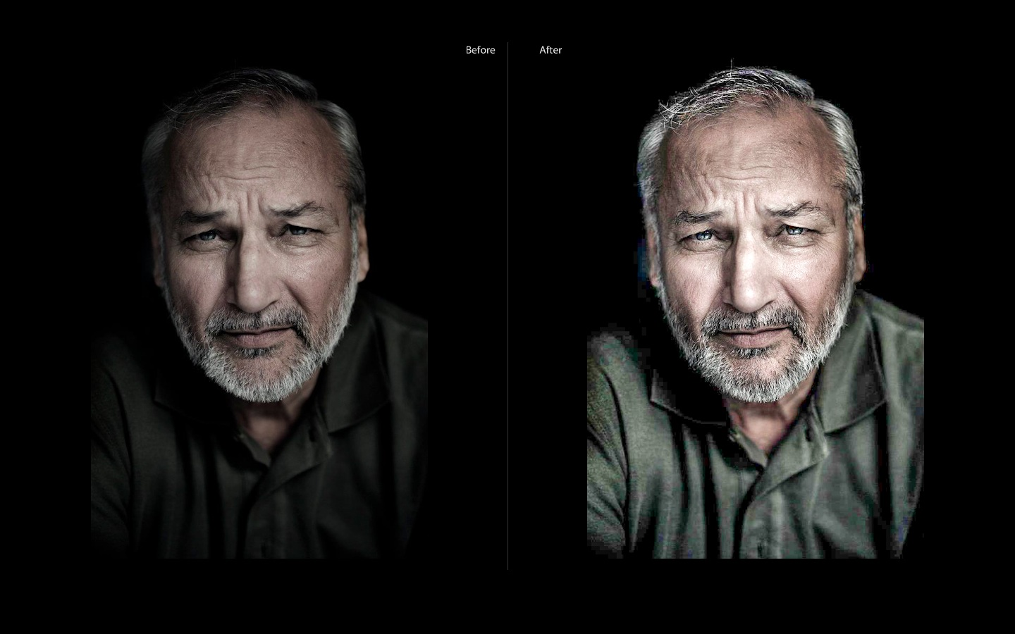how to use lightroom photoshop in faces