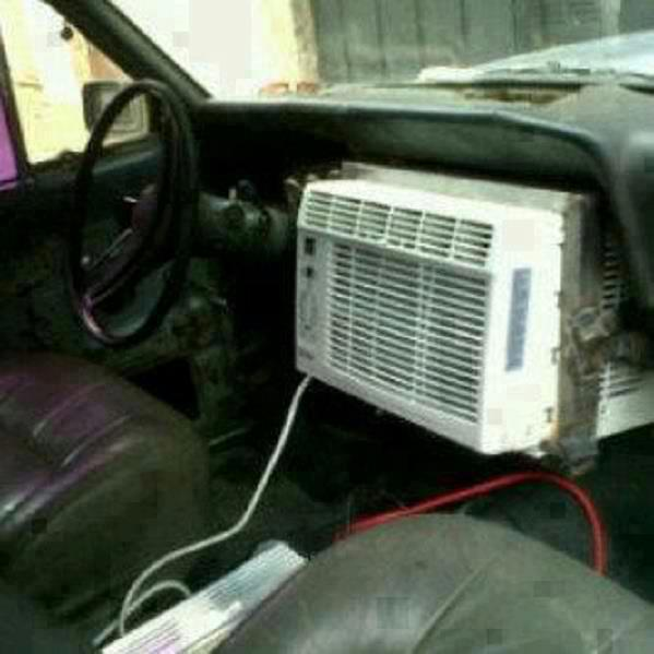 The best car aircon ever