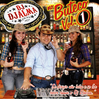 Dj Djalma - No Buteco Vol.1