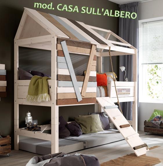 Riflessioni di una lady semiseria finalmente qualche letto originale per la cameretta di mio - Letto basso bambini ...