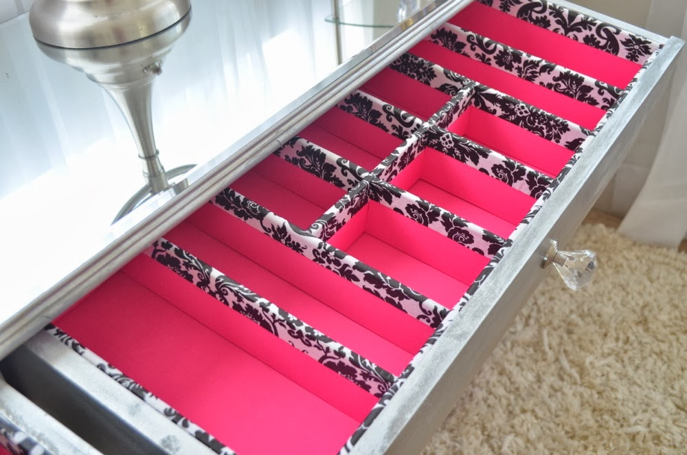 Modern bohemian lifestyle diy drawer organizers diy drawer organizers solutioingenieria Image collections