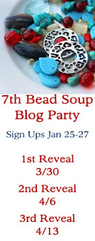 It is Bead Soup Party Time