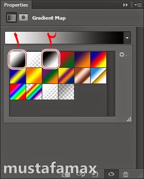 تحويل صورة الى اسود وأبيض في Photoshop لأستخدامها كbump في 3d max
