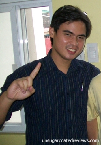 JC Santos of Speech Coach